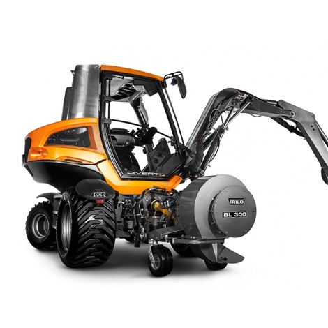 New intelligent excavator