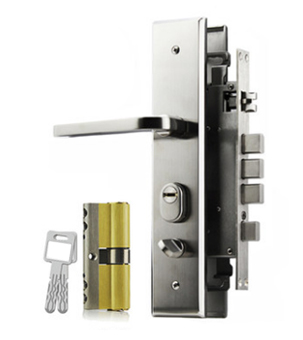 304 stainless steel anti-theft door locks