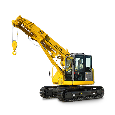 Luxury large crane crane